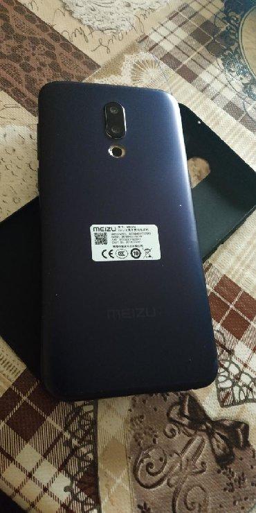 meizu m6 16gb grey в Кыргызстан: Meizu 16, память 6/128gb, состояние как на фото