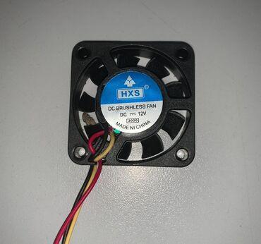 Кулер для видеокарты HXS ( 4 см 12V) 3pin