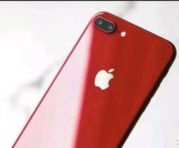 Продаю iphone 8 plus red, состояние исключительное, как новый в Бишкек