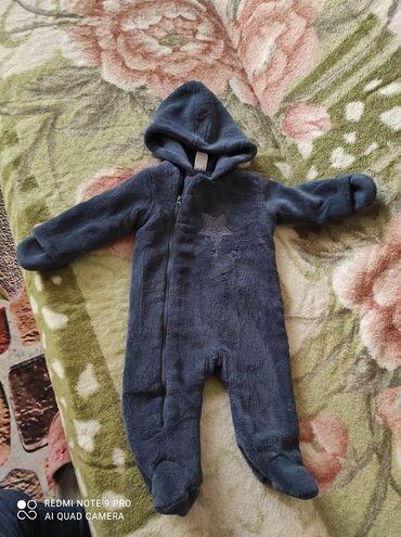 Детский слипик - Кыргызстан: Детский теплый на зиму Слипик!! Ребёнку будет комфортно и тепло. От 5
