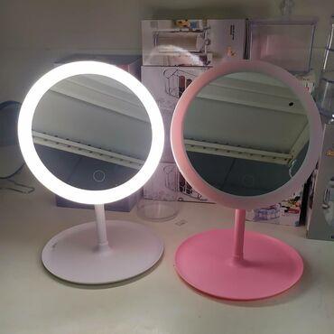 Декор для дома - Кемин: Зеркало с подсветкой