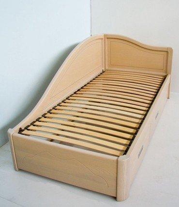 Кровать Кровать односпальная кровать диван с каркасом из ламелей разме