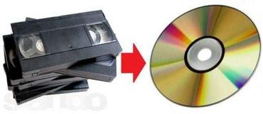 1606 объявлений: Оцифровка видео с любых кассет и пленки в любой форматдля постоянных