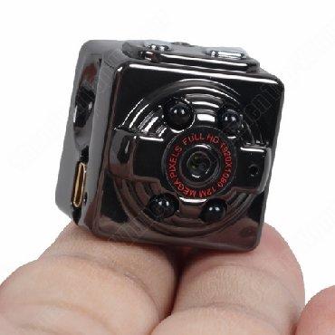 мини камера в Кыргызстан: HD камера SQ8 мини, маленькая камера+ бесплатная доставка по КР