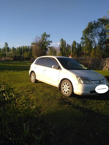 Honda в Кемин: Honda Civic 1.5 л. 2002