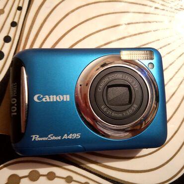 фотоаппарат panasonic lumix dmc fz50 в Азербайджан: Canon fotoaparat hec bir problemi yoxdu .Qabi karti yoxdur