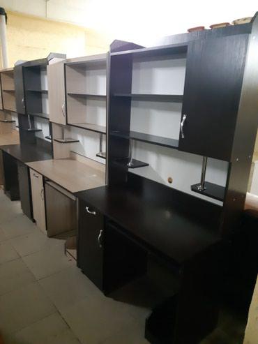 Продаю новый компютерный стол из российского ламинанта в Бишкек