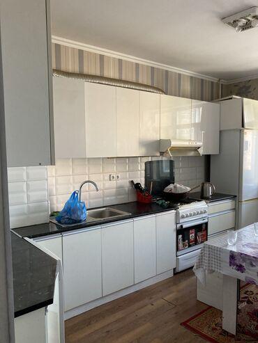 ������������ ������������������������ �������� ���������������� �� �������������� в Кыргызстан: 3 комнаты, 65 кв. м Бронированные двери, С мебелью, Евроремонт