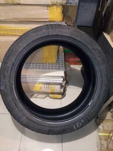 Транспорт - Бактуу-Долоноту: Продаю 1 шину PIRELLI размер 275 -45-R20. Стояла на BMW X-5. RUN FLAT