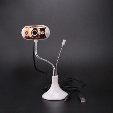 веб камеры ручная фокусировка в Кыргызстан: HD Usb веб камера с микрофономВысокое разрешение с реальным цветным