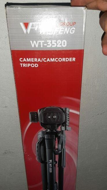 foto kamera - Azərbaycan: WT 3520 kamera üçün tripod Butun məhsullarımız 14 gün zəmanətlidir