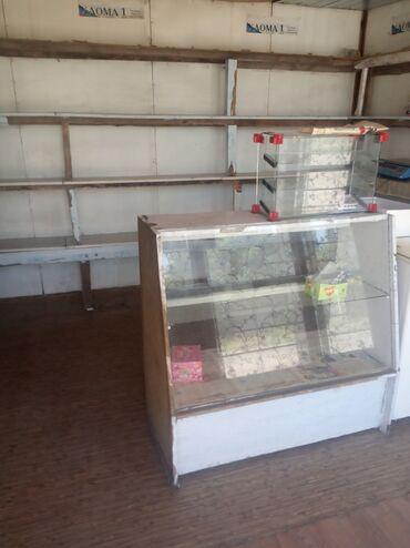 Продаю ларёк с холодильником весы ветрины перенасной прошу 120 срочно