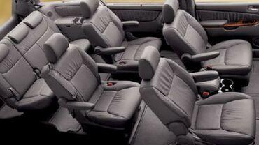 Тойота минивэны - Кыргызстан: Toyota Sienna 3.5 л. 2008 | 160000 км