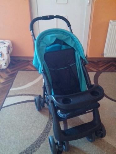 Na prodaju Hauck kolica za bebe (do 15 kg). Dobro su očuvana, fali - Ruma