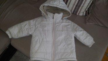 Zimska topla jakna za dete 1,2 god moze se prati u masini.extra - Belgrade