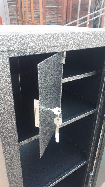 Сейф на заказ размер 1,25×0,55×0,45 12000т сом. в Бишкек