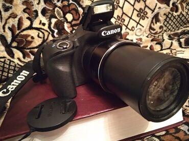 фотоаппарат canon eos 650 d в Кыргызстан: Продаю Canon PowerShot SX520 HS в отличном состоянии