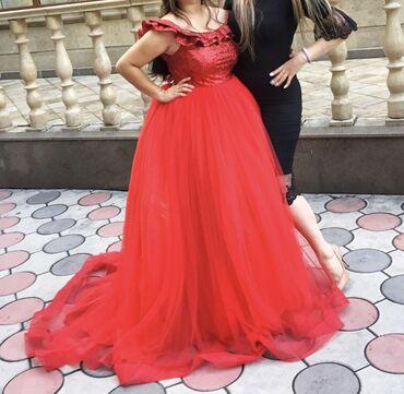вечернее платье на выпускной в Кыргызстан: Шикарное вечернее платье! Было одето один раз,на выпускной!