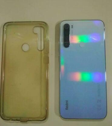 lalafo telefon ayfon - Azərbaycan: İşlənmiş Xiaomi Redmi Note 8 64 GB ağ