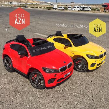 siqnal - Azərbaycan: BMW-X6 Elektromobil8 yaşa qeder istifadeli2 Motor2 Akkumlyator 6WReng