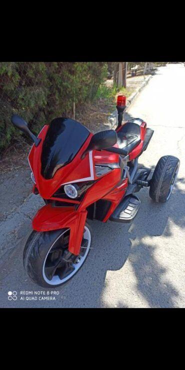 motosklet - Azərbaycan: Motosklet 280 manata almsg usag daha surmur deye satilir 200 azn unvan