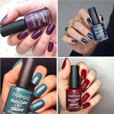 Torba nijansi - Srbija: Glossy -Lak za nokte Pruža noktima blistav izgled,prelepe nijanse koje