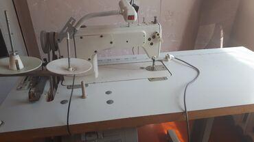 швейная машинка для кожи в Кыргызстан: Продаю швейные машинки: прямострочка 2шт по 7800с, пятинитка - 17000с
