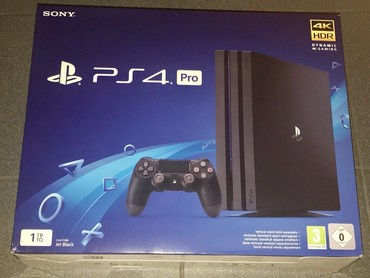 Brand new sony playstation 4pro σε Astakos