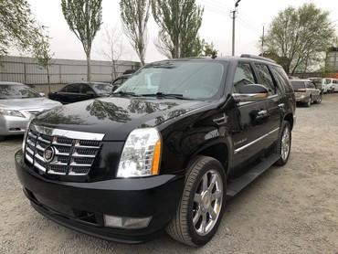 Cadillac Escalade 6.1 л. 2009 | 150 км