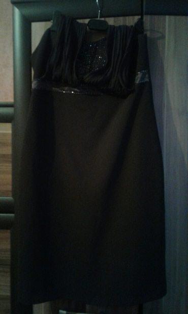 Двойка,платье и сюртук. Очень хорошо сидит. 46 размер в Бишкек