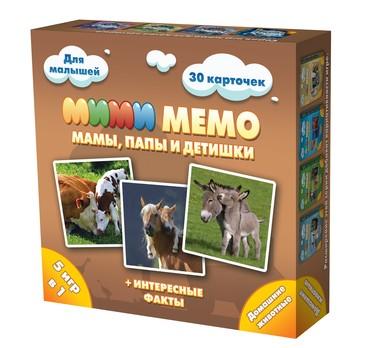 вакцины для животных в Кыргызстан: Настольная игра мими мемо домашние животные развивает у малышей память