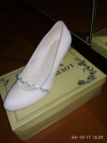 свадебные туфли 35 го размера в Кант