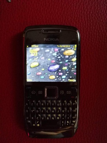 Nokia 3120 - Srbija: Nokia E-71