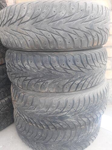 всесезонные шины 235 65 r17 в Кыргызстан: Я 17 /235-65. 10000сом за 4 шт.отл.сос