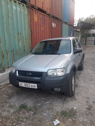 Ford в Бишкек: Ford Maverick 3 л. 2003