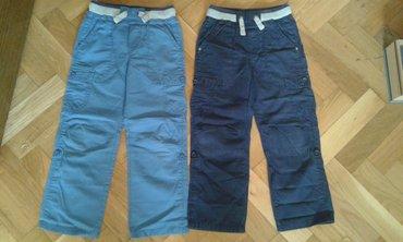 Pantalone za decake 2u1, br.116 ili br. 6, ocuvane kao nove, duzina - Smederevo