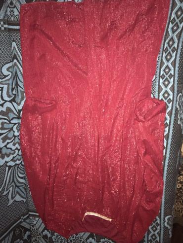 Tunika/haljina...savrsena novo l/xl xxl - Crvenka
