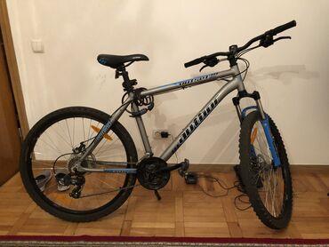 Продаю фирменный велосипед AUTHORСОСТОЯНИЕ: отличное, цепь живая, не