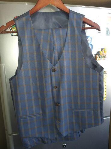кортеж свадьба в Азербайджан: ПРОДАЁТСЯ новый мужской костюм тройка, купили в Турции, одели один