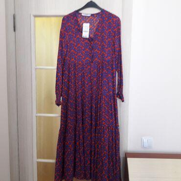Продам платье из штапеля, размер S, подойдет и на М, очень хорошо для