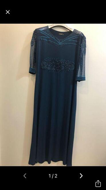 Платья - Вечернее - Бишкек: Платье вечернее, отделанное вышивкой. Очень качественное и красивое