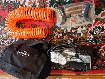 Инструменты для авто - Кыргызстан: Электрический насос,мини вулканизация