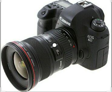 canon professionalnyi fotoapparat в Кыргызстан: Срочно фотоаппарат 6д сатылат баасы 45.000 сом. Сумкасы каробка эки