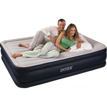 Надувная Кровать 203 * 152 * 42 *