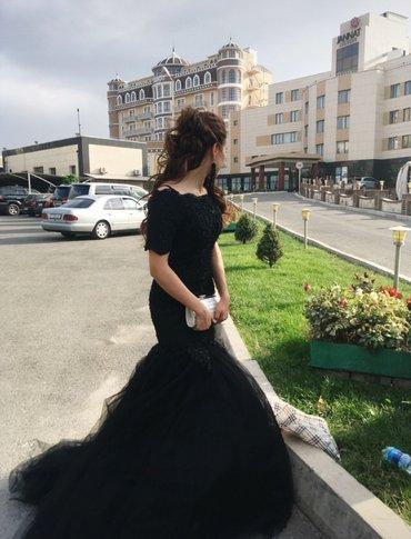 Продаётся шикарное вечернее платье в в Бишкек