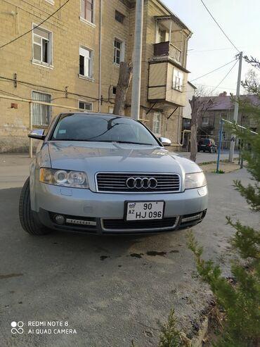 audi 80 1 8 quattro - Azərbaycan: Audi A4 1.8 l. 2002 | 270000 km