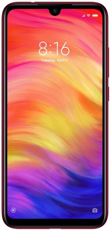 Xiaomi redmi 3s 32gb silver - Azerbejdžan: Novo Xiaomi Redmi Note 7 32 GB crvena
