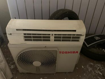 Elektronika - Ağdam: Kondisoner.Toshiba.40 kv.ela veziyyetde.cox az işlənib.teze kimidi.380