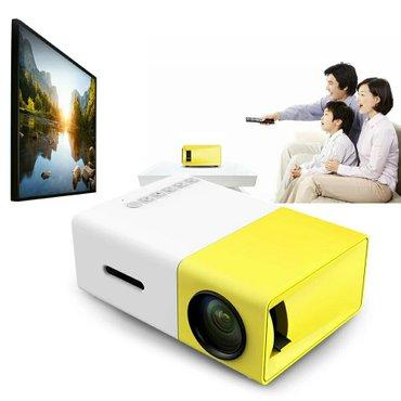 Bakı şəhərində Mini proyektor