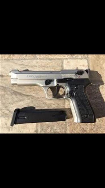 Pistolj - Srbija: Startni pistolji 4000rsdDobija se uz svaki model30 metaka,dupli sarzer